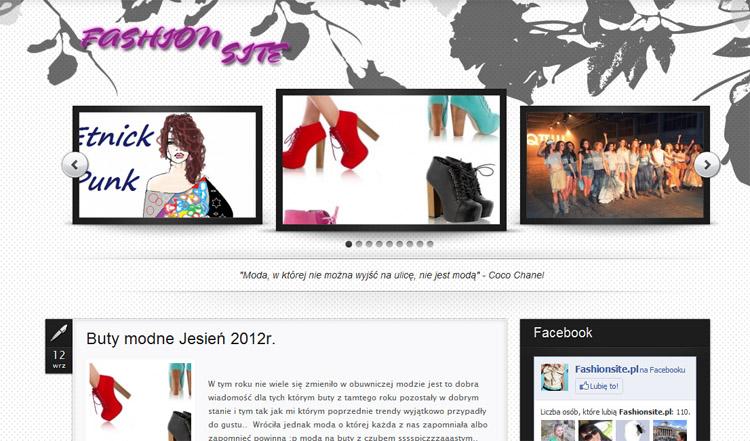 Najlepszy blog o modzie w sieci