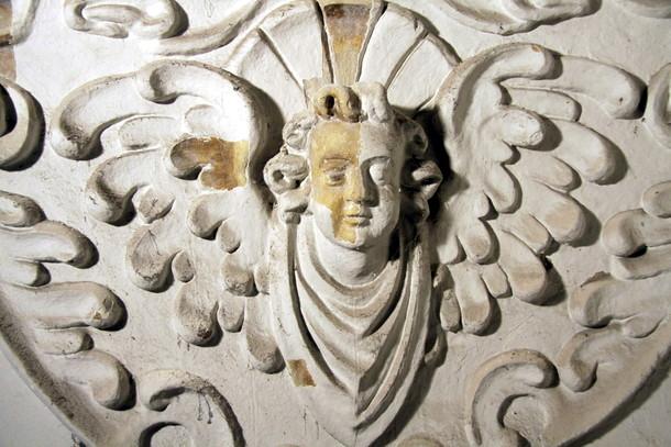 13 anioł kościół powitkowski lublin